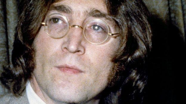 Erschossen von verwirrtem Fan: John Lennon, 1940 - 1980