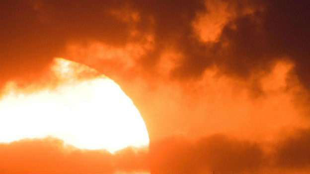 Rekordwert in Bolivien: UV-Index über 40 im Jahr 2003.