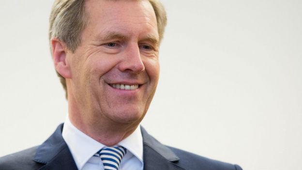 Vertrauen geschwunden:Christian Wulff, Bundespräsident.