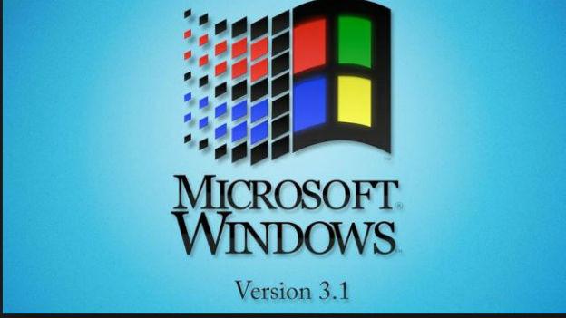 Vieles neu macht 3.1: Windows Benutzeroberfläche 1992.