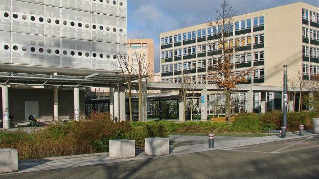 Auftakt der 68-er Unruhen: Universität von Nanterre.