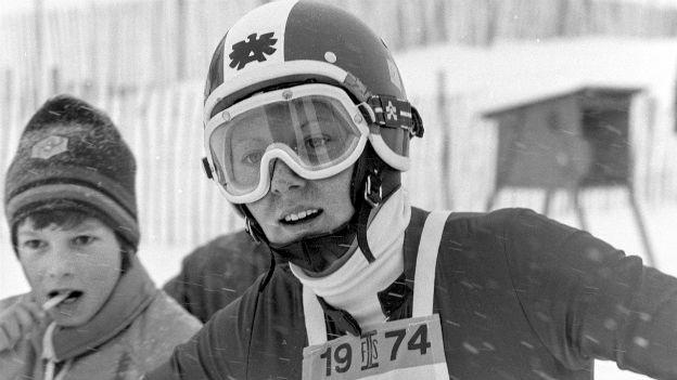 Überragende Skisportlerin: Annemarie Moser-Pröll.