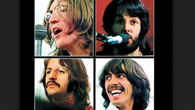 Chart-Leader rund um den Globus: Die Beatles.