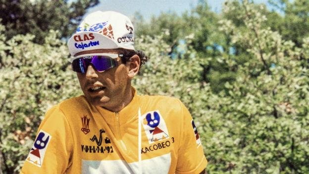 Viva l'Espana: Tony Rominger an der Vuelta, 1992.