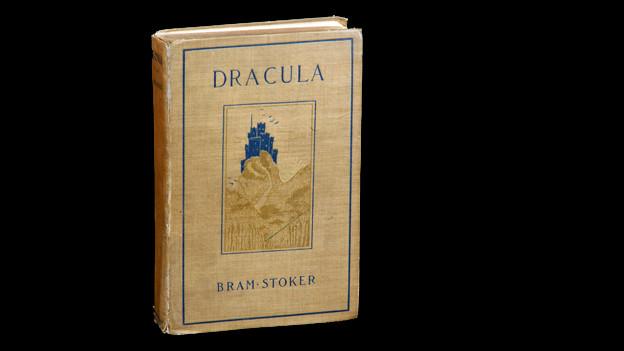 Schauerliche Gelüste: Der Roman «Dracula».