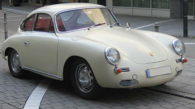 Elegant, schnell, formschön: Der Ur-Porsche 911.