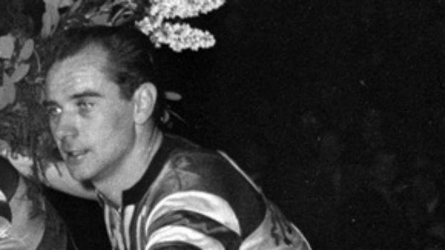 Hugo Koblet, die Schweizer Radrennfahrer-Legende.