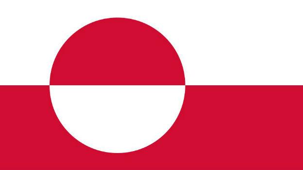 Grönland: Grösste Insel, geringste Bevölkerungsdichte.