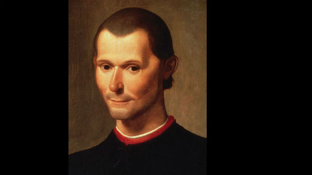 Advokat des Teufels? Niccolò Machiavelli, 1469 - 1527.