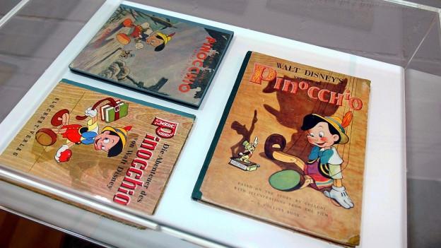 Dank Walt Disney machte Pinocchio auch in Hollywood Karriere.
