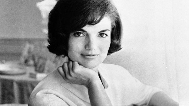 Vielbeachtete First Lady: Jacqueline Kennedy.