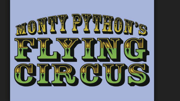 Monty Python's Flying Circus: Schwarzer Humor pur.
