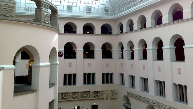 Diplomatische Hochspannung: Uni Zürich, Herbst 2009.