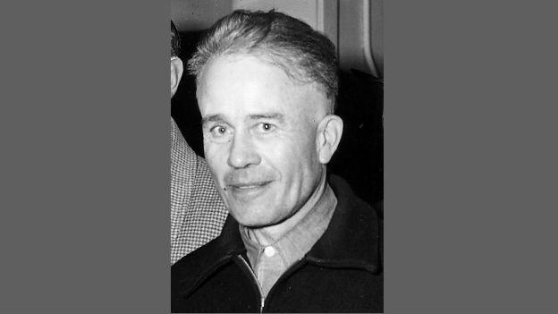Aufsehenerregende Mordserie: Ed Gein, 1906 - 1984.