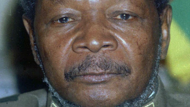 Selbstgekrönter Kaiser: Jean-Bédel Bokassa.
