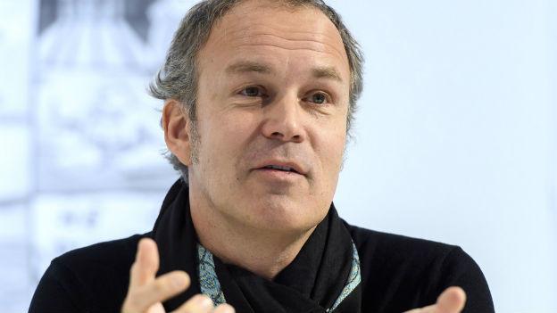 Philippe Chappuis, «Vater» der Comicfigur Titeuf.