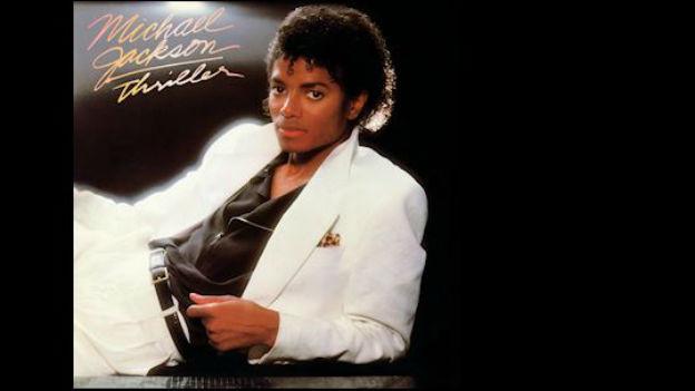 Meistverkauftes Album aller Zeiten: Jacksons «Thriller»
