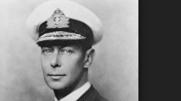 Bezwang das eigene Stottern: King George VI,1895-1952.