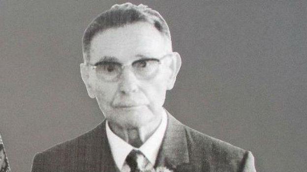 Sozialist, Pazifist, Pfarrer: Willi Kobe.