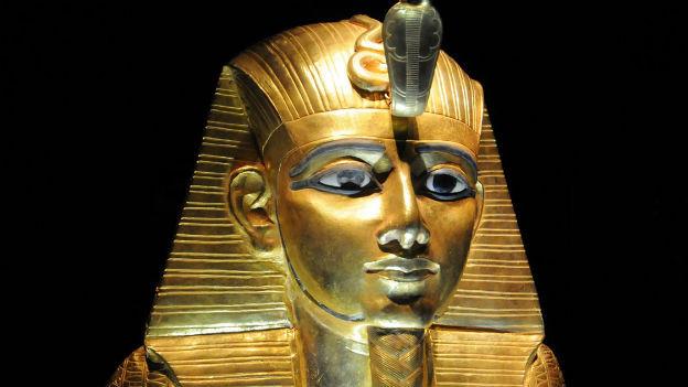 Ein nahezu ungeplündertes Grab: Pharao Tutanchamun.