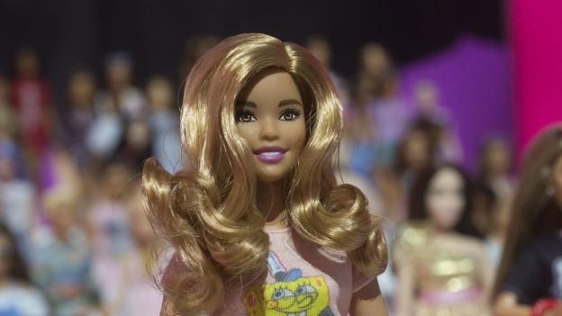 Die meistverkaufte Puppe der Welt: Barbie