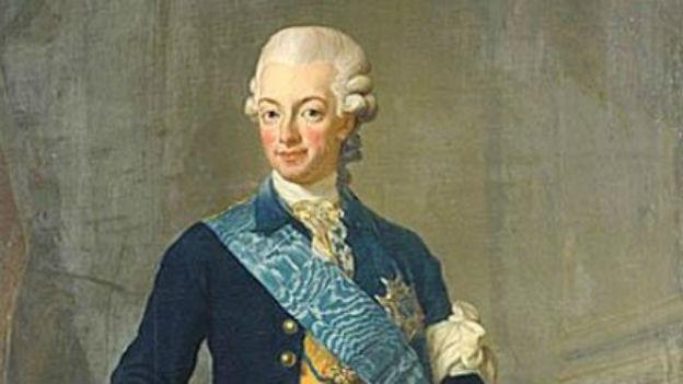 Ein wahrhaft bühnenreifer Tod: Gustav Adolf III.