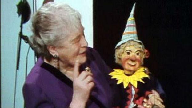 Mutter der «Augsburger Puppenkiste»: Rose Oehmichen.
