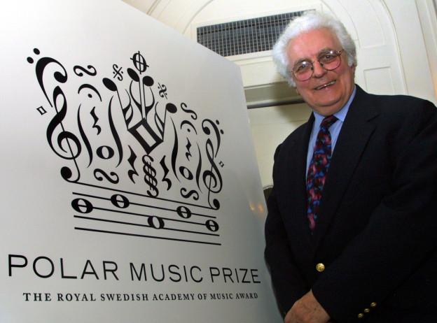 Robert Moog erhält den Polar Music Prize