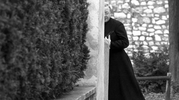 Wolfgang Haas wird in Chur zum Bischof geweiht