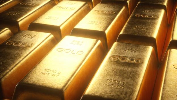 Mit dem Washingtoner Abkommen verpflichtet sich die Schweiz mutmassliches Raubgold im Wert von 250 Mio. Fr. an die Alliierten zu bezahlen