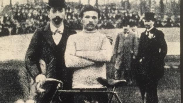 TdF-Sieger Maurice Garin