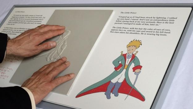 Sein berühmtestes Werk: «Der kleine Prinz».