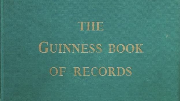 1. Ausgabe des Guinness book of records