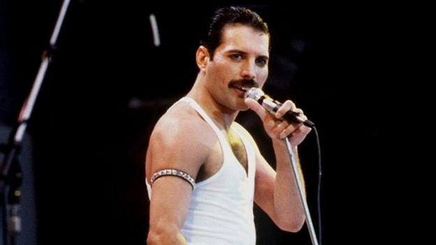 Stimmwunder und begnadeter Showman: Freddie Mercury