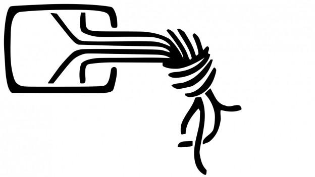 Logo des Chaos Computer Clubs