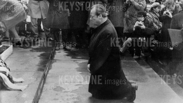 Bundeskanzler Willy Brandt