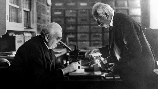 Louis und Auguste Lumière