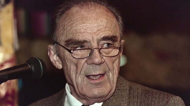 Jacques Kuhn 1998 in Rikon.