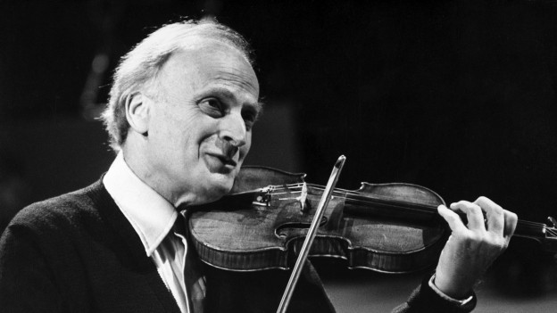 Das Musikgenie Yehudi Menuhin