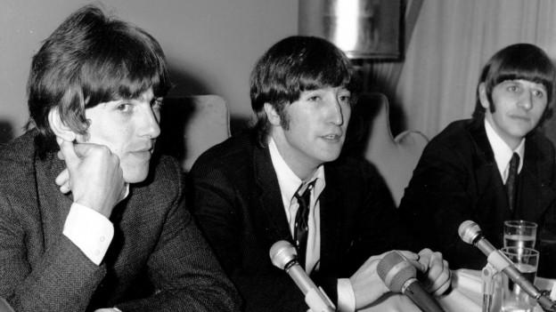 John Lennon entschuldigt sich für seine Aussage