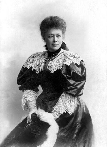 Bertha von Suttner erhielt als erste Frau den Friedensnobelpreis