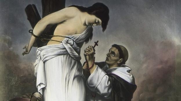 Rund 50'000 Menschen wurden im Zuge der Hexenverfolgungen in Europa hingerichtet.