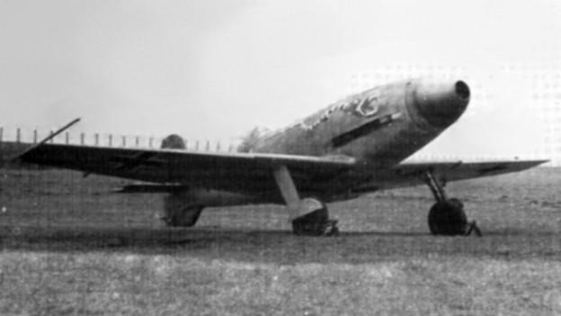 Das Rekordflugzeug Messerschmitt Me 209