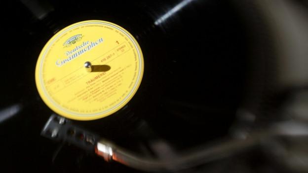 Seit 131 Jahren ist die Schallplatte tonangebend.