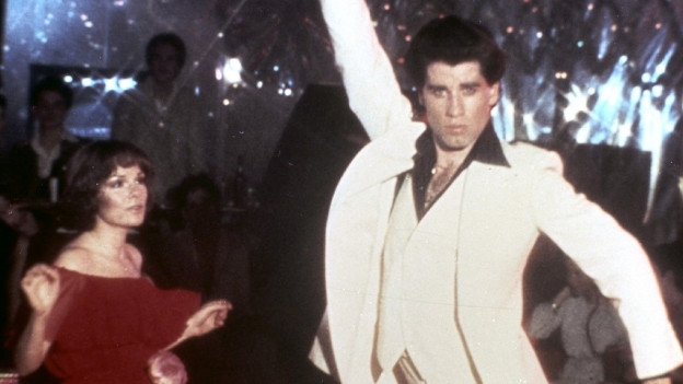 John Travolta schaffte mit «Saturday Night Fever» den Durchbruch.