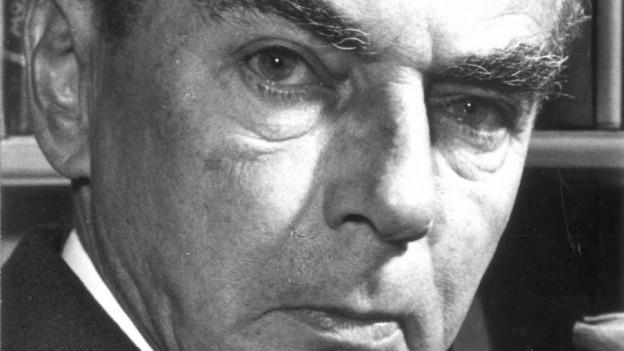 Der deutsche Autor Erich Kästner