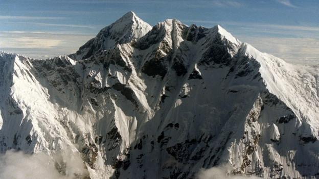 Mount Everest, der höchste Berg der Welt