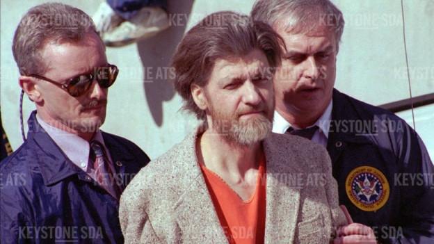 Ted Kaczinsky alias Una-Bomber