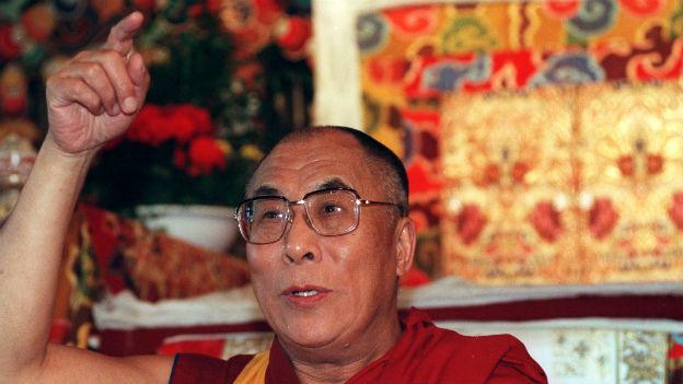 Ein Heiliger mit Humor: Dalai Lama