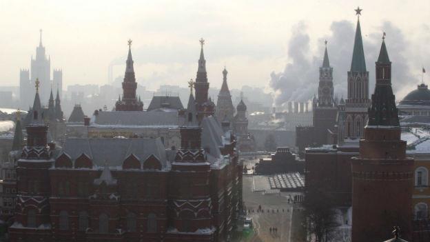 Eingeladen in Moskau: Die Schweiz am G20-Gipfel.
